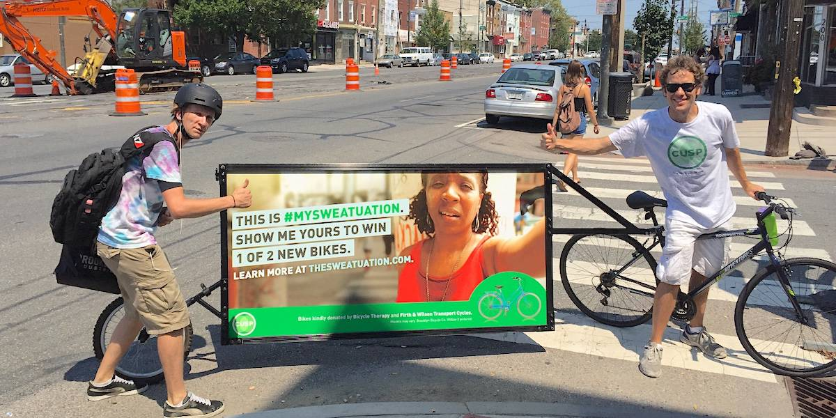 Climate Change Community Marketing Example- Philadelphia