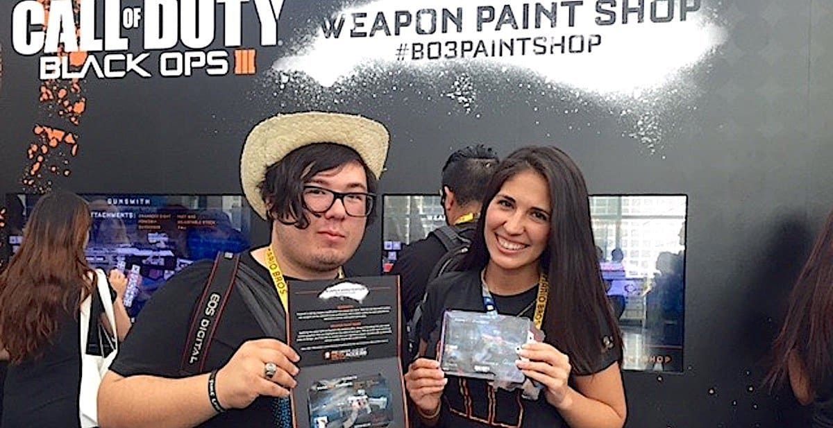 E3 Call of Duty Booth Staffing - Los Angeles, Ca