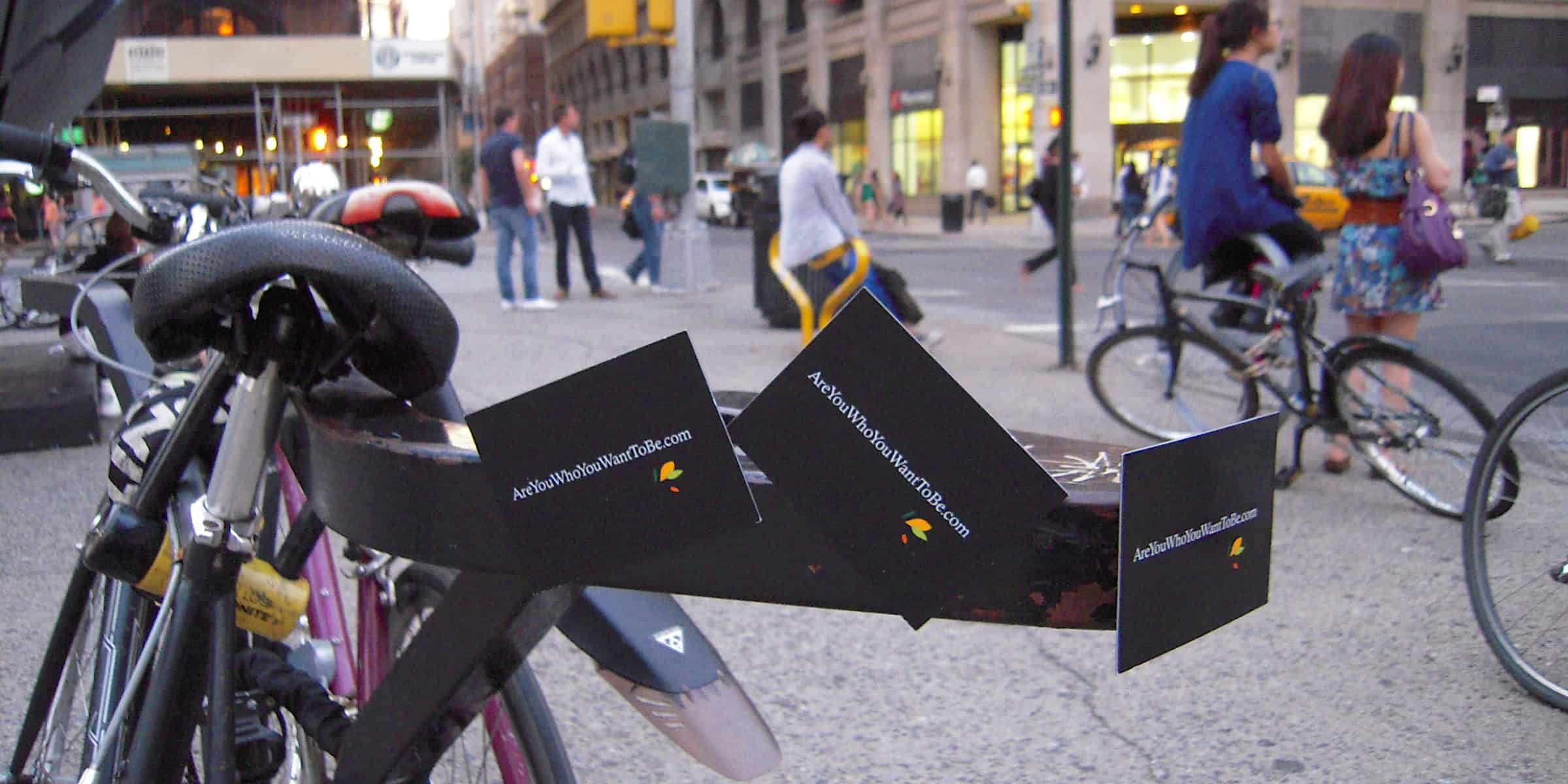 Guerilla Marketing Magnets Advertising NYC