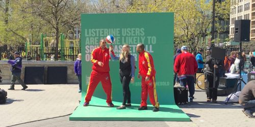 Listerine CPG Brand Marketing Event - Union Square, New York City