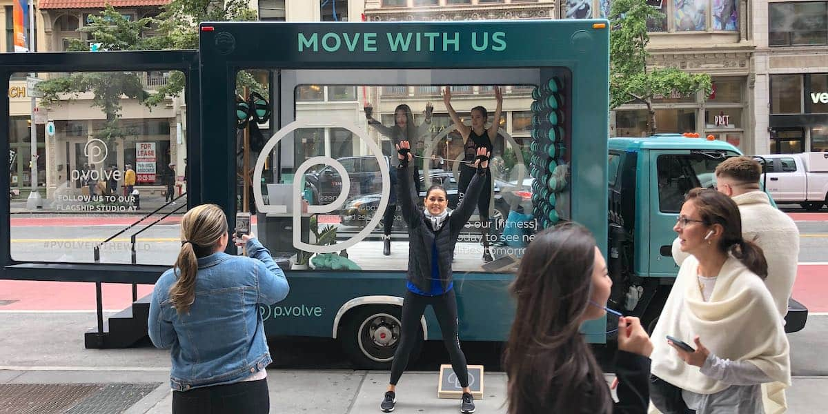 Mobile Pop-Up Showroom Vehicle Experiential Marketing Company NYC
