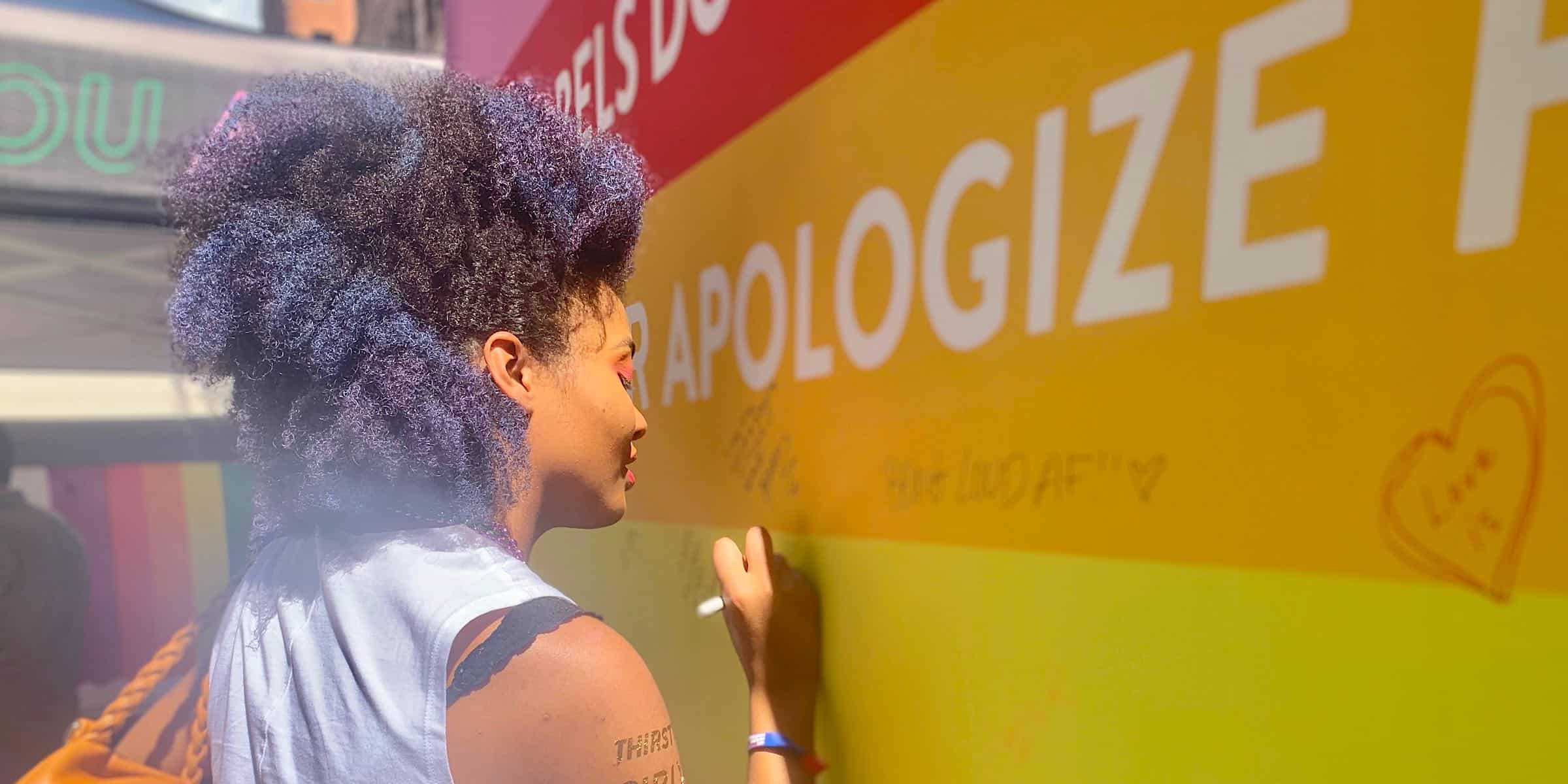 NYC Pride Experiential Marketing Activation - New York City