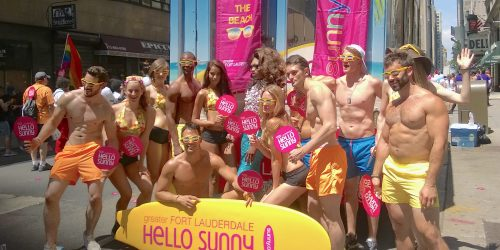 NYC Pride Fest Brand Activation Marketing Activation - New York City