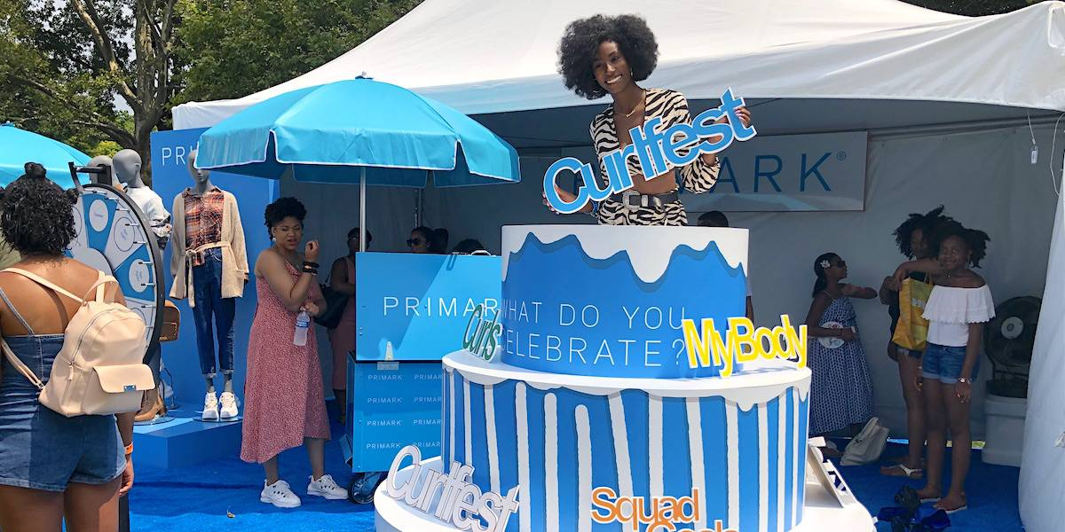 Primark Experiential Marketing Interactive Installation Event Marketing - New York City