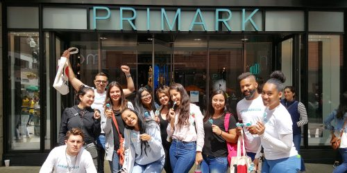 Primark Street Team Store Opening Marketing - Boston, MA
