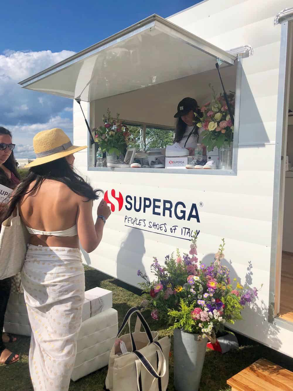 Superga Mobile Popup Shop