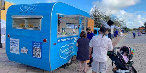 community outreach marketing vehicle