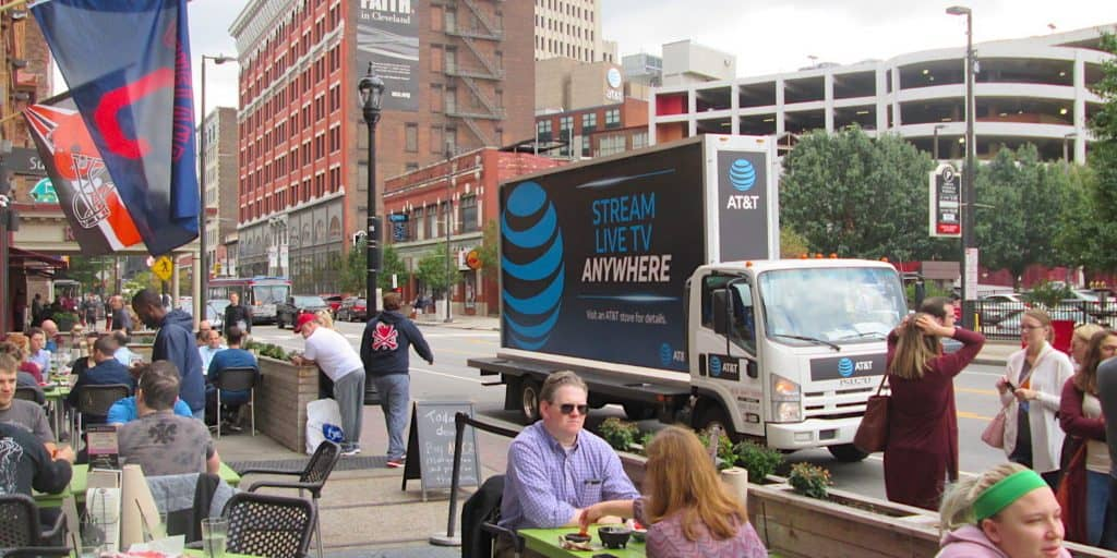 mobile billboard create marketing opportunities
